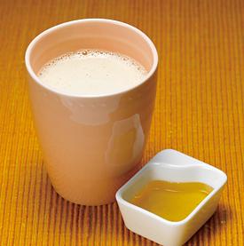 きなこミルク